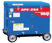 明治 コンプレッサー APE-25A